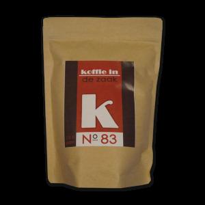 Koffie in de zaak n83