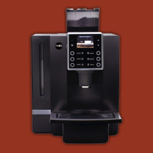 Koffie in de zaak volautomaat